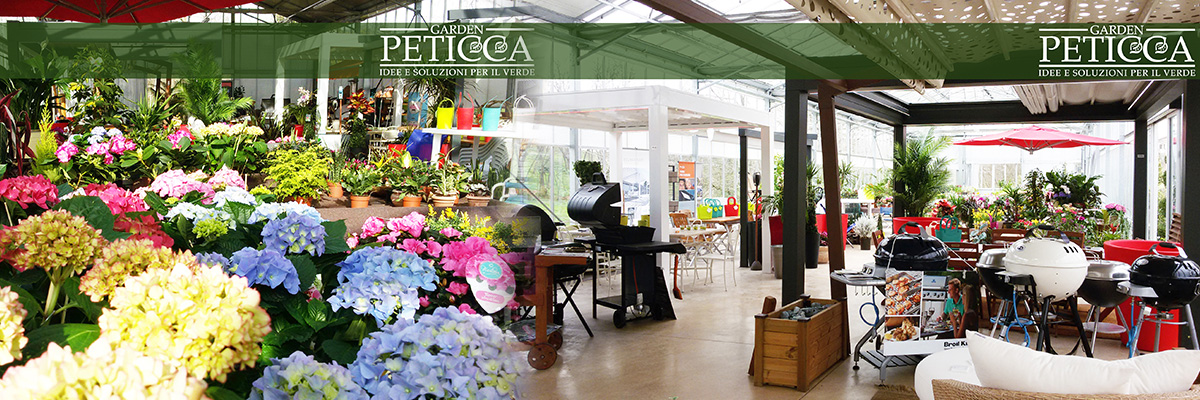 Garden shop Vetralla La Botte